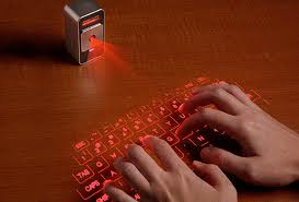 teclado virtual laser
